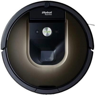 Робот пилосос iRobot Roomba 980