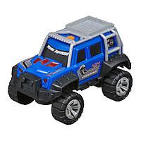 Машинка Road Rippers off Road Rumbler Deep Blue со светом и звуком (20092)