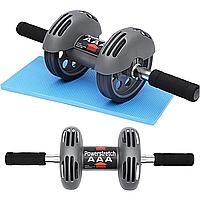 Тренажер - гимнастический ролик с возвратом Power Stretch Roller
