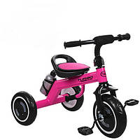 Велосипед трехколесный Turbo Trike M 3648-M-1 Розовый