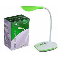 Настольная лампа светодиодная аккумуляторная LED OJ-880 Green