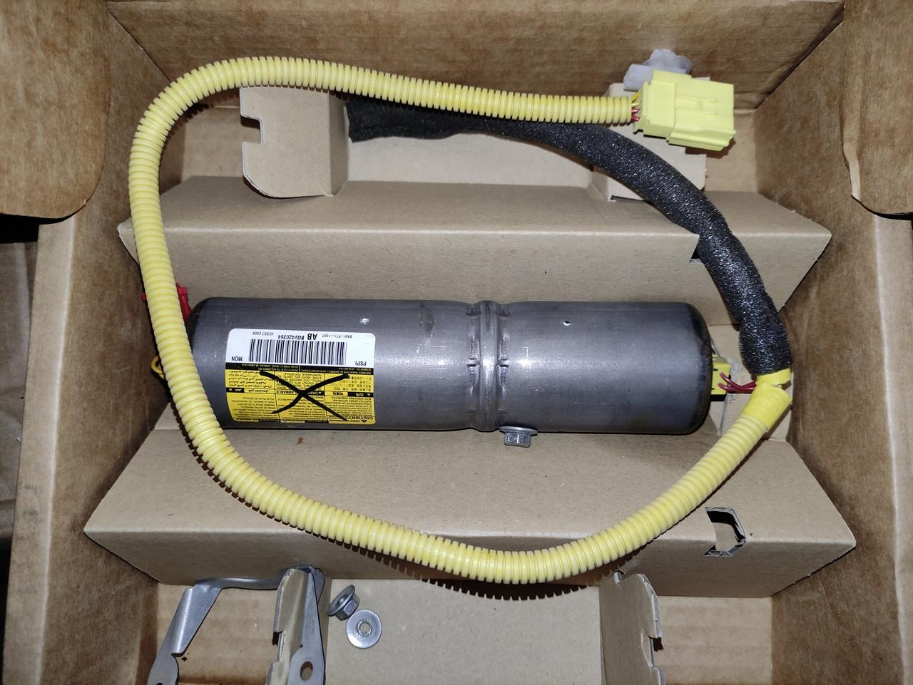 Комплект газогенератора подушки Toyota Avensis 04007-16905. Пиропатрон TOYOTA 04007-16905 INFLATOR Assy Kit