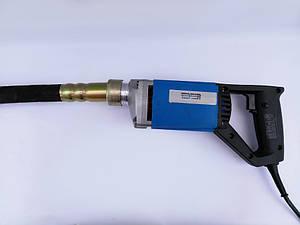 Глубинный вибратор для бетона Euro Craft ID214