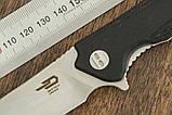Нiж складний Bestech Knife BELUGA Black BG11D-2, фото 5