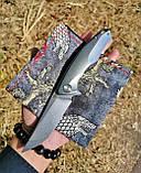 Ніж складний Bestech Knife DOLPHIN Retro Gold BT1707A, фото 2