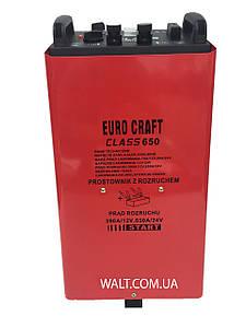 Зарядное устройство пусковое Euro Craft CLASS 650