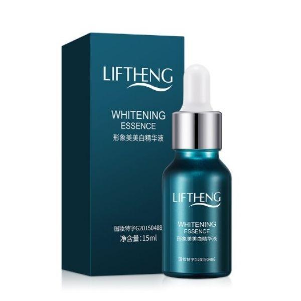 Отбеливающая эссенция для лица LIFTHENG WHITENING ESSENCE с витамином С, ниацинамидом и гиалуроновой кислотой