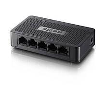 Комутатор NETIS Fast Ethernet Switch 5 портами ST3105S