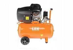 Масляный компрессор Lex LXC50V на 50 л 3.3 кВт