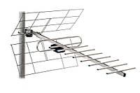 Антенна телевизионная Т2 ЭНЕРГИЯ ENERGY 1,0 м (13 эл.+8) - 15 dB