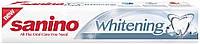 Sanino зубная паста Whitening 50 мл Белоснежная улыбка