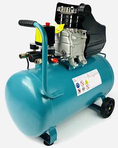 Компрессор воздушный AL-FA ALC02 : 2.8 кВт - 50 л. Компресор повітряний