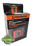 Лазерний рівень Tekhmann TSL-5 360 градусів, фото 6
