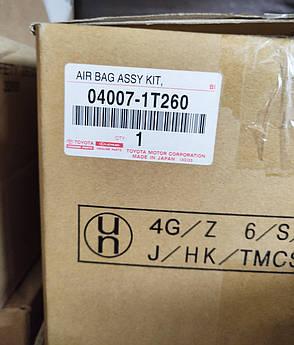 Toyota 04007-1T260 ремкомплект подушки безопасности. 04007-1T260 AIRBAG INFLATOR KIT Toyota, фото 2