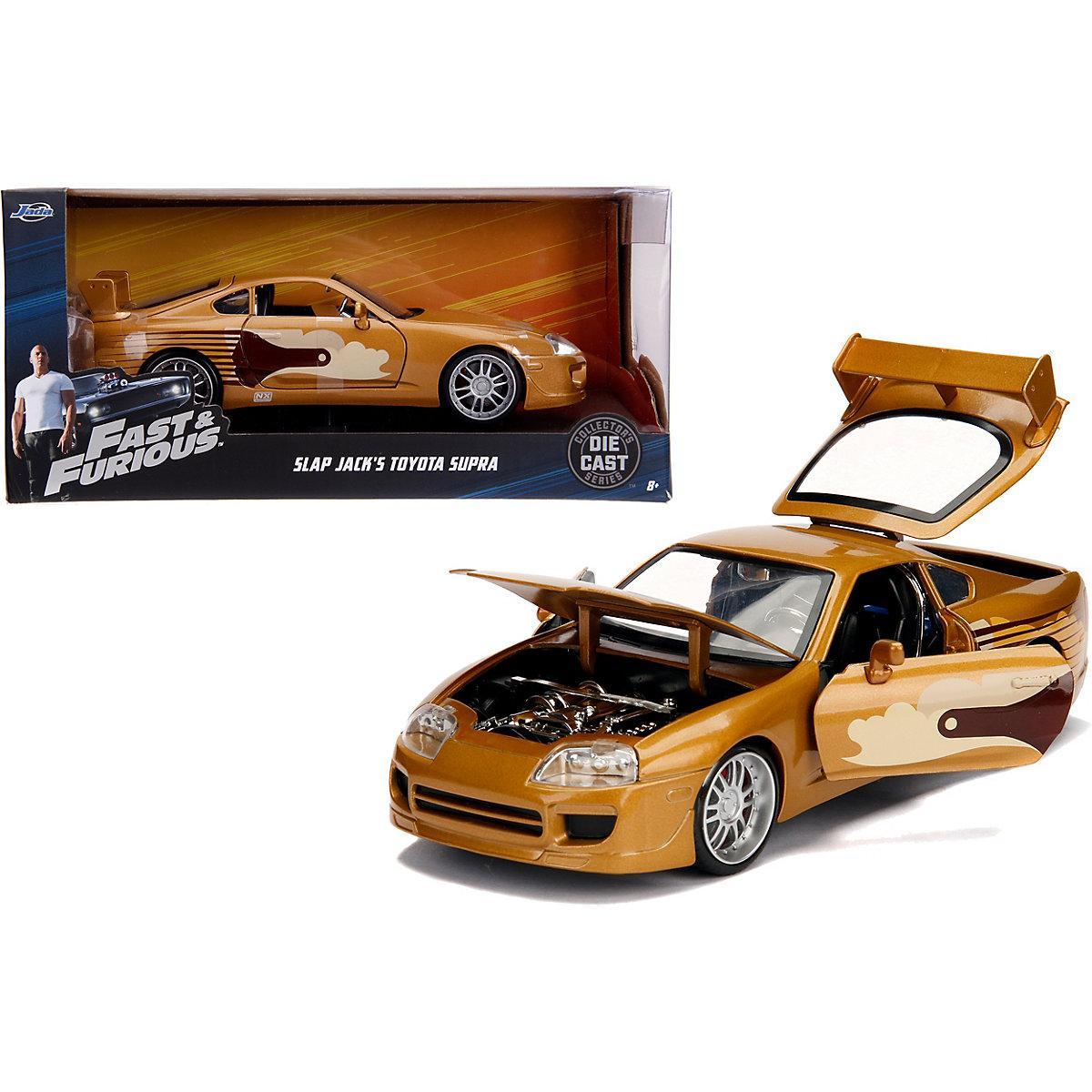 Металлическая машинка Jada Toyota Supra (1995) 1:24 253203015