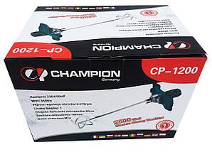 Дрель-миксер Champion CP 1200 Мошность 2600 W