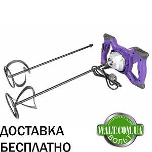 Миксер строительный AL-FA 2300 Вт Poland+2 Венчика