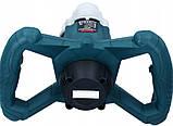 Міксер будівельний Boxer SR071 + 2 шт Міксер-насадки 3.2 кВт, фото 3