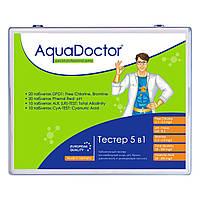 Тестер AquaDoctor 5 в 1, фото 1