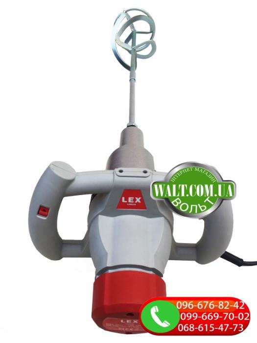 Будівельний міксер-дриль Lex LXM 235 2.35 кВт