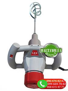 Строительный миксер-дрель Lex LXM 235 2.35 кВт