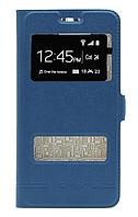 Чехол-книжка Momax для Huawei Y6 Prime 2018 Blue