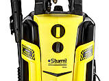 Мойка высокого давления Sturm PW9205I 2.3 кВт (индукционный мотор), фото 3