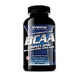 Аминокислоты bcaa Dymatize BCAA Complex 2200 (400 caps), фото 2