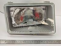 Фара ГАЗЕЛЬ ліва (рифлене скло) ГАЗ 2705, 3302, 3110, ЗІЛ, АЗЛК без лампочки (пр-во ОСВАР), фото 1