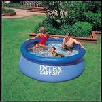 Надувной бассейн Intex 28110 без насоса  (244х76см)