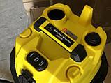 Промышленный пылесос Sturm VC7220Q для влажной и сухой уборки 1,7 кВт, фото 3