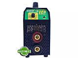 Сварочный аппарат инвертор Патон ВДИ-200E DC MMA Гарантия 5 лет инверторный патон, фото 2