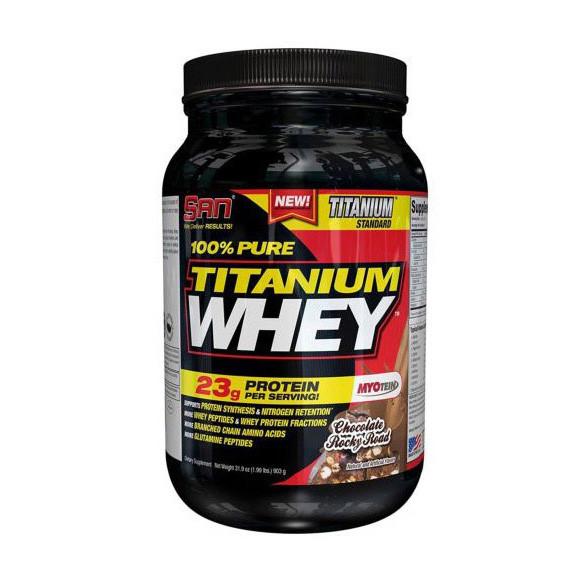 Сироватковий протеїн SAN 100% Pure Platinum Whey 900 g