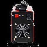 Зварювальний апарат інверторного типу Зеніт ЗСИ-300 ДК Профі, фото 3