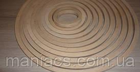 Гулливер. Круг - кольцо из дерева (основа для ловца снов 1 см)