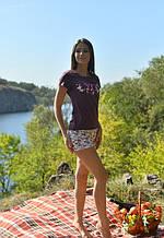 Комплект шорти з футболкою ТМ Antana мод 51 бавовна