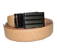 ML208.33 Ремень мужской кожаный
