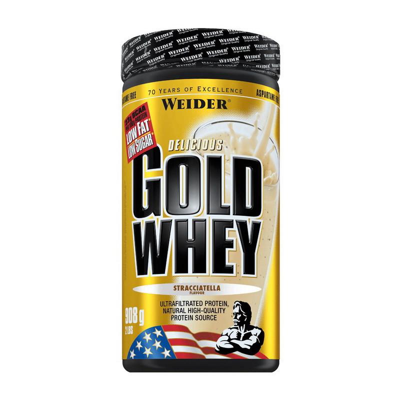 Протеин сывороточный Weider Gold Whey (908 g)