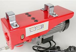 Тельфер-лебедка Euro Craft HJ 202 первого класса электрической защищенности