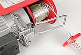 Тельфер-лебедка Euro Craft HJ 202 первого класса электрической защищенности, фото 9