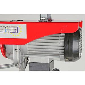 Тельфер лебедка Euro Craft  HJ203 для подъема и спуска груза