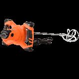 Будівельний міксер-дриль Tekhmann TEM - 1652 1.6 кВт, фото 4