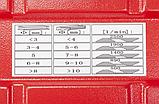 Настільно-свердлильний верстат MAX MXDP-16-1 з 5 швидкостями, фото 7