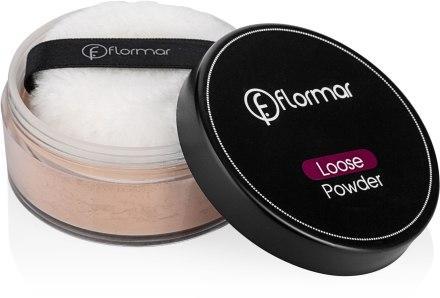 Пудра розсипчаста Flormar Loose Powder, в асортименті