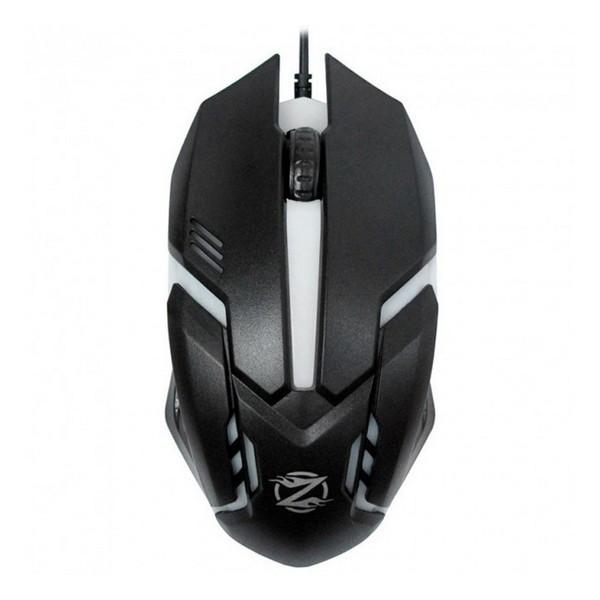 Мишка USB Zornwee GM02 Black