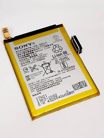 Аккумулятор Sony Xperia XZ F8332  LIS1632ERPC оригинал , сервисный, фото 2