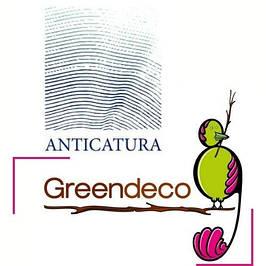 "Декоративные краски и штукатурки. Наше производство ТМ ""Greendeco"" и импорт ТМ ""Anticatura"""