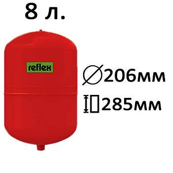 Расширительный бак вертикальный N,NG Reflex