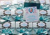 Детские ажурные пригласительные на детский день рождения, годик, юбилей ручной работы