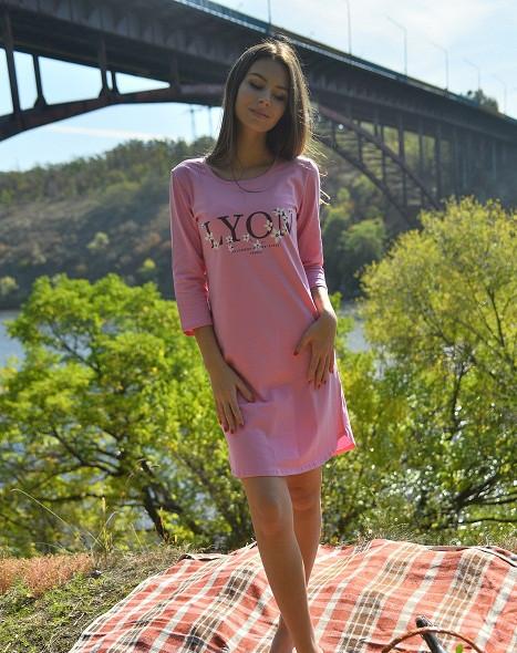 Платье домашнее ТМ Antana мод 50 хлопок